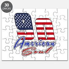 90 American Soul Birthday Designs Puzzle