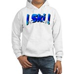 Bearly Ski Hooded Sweatshirt