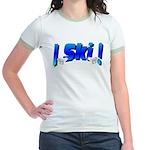 Bearly Ski Jr. Ringer T-shirt