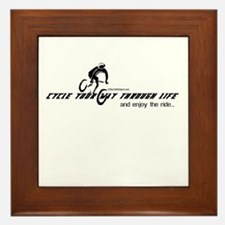 cycle your way through life-and enjoy the ride Fra