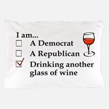 Funny Anti republican Pillow Case