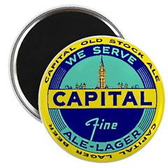 Capital Ale-1940's 2.25