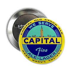 Capital Ale-1940's Button