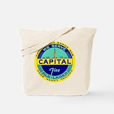 Capital Ale-1940's Tote Bag