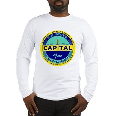 Capital Ale-1940's Long Sleeve T-Shirt