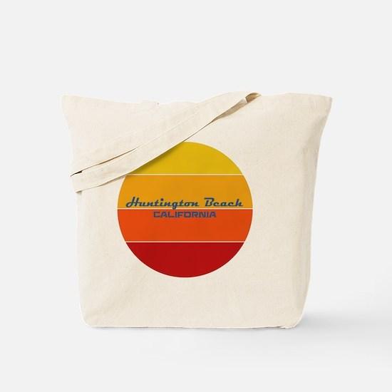 California - Huntington Beach Tote Bag