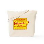 Columbia Brew-1925B Tote Bag