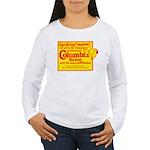 Columbia Brew-1925B Women's Long Sleeve T-Shirt