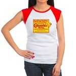Columbia Brew-1925B Women's Cap Sleeve T-Shirt