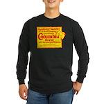 Columbia Brew-1925B Long Sleeve Dark T-Shirt