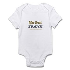 Frank Infant Bodysuit