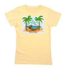 Cute San juan islands Girl's Tee