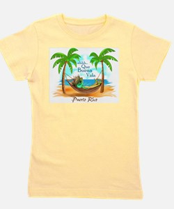 Tropical Girl's Tee