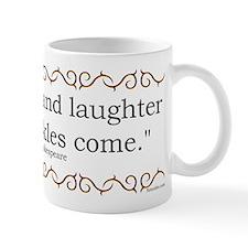 Wrinkles Come Mug