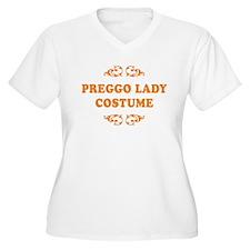 Preggo Lady Costume T-Shirt