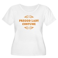 Preggo Lady Costume T-Shirt