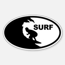 SURF7 Decal