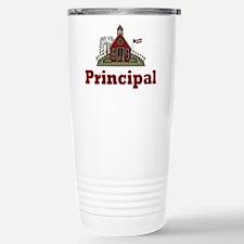 Cute School principal Travel Mug