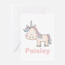 Paisley's Little Unicorn Greeting Cards (Pk of 20)