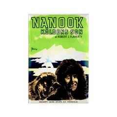 Nanook of the North Rectangle Magnet (100 pack)