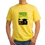Nanook of the North Yellow T-Shirt