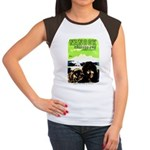 Nanook of the North Women's Cap Sleeve T-Shirt