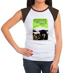 Nanook of the North Women's Cap Sleeve T-Shirt