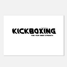 KICKBOXING Postcards (Package of 8)