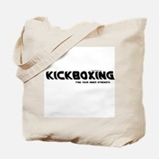 KICKBOXING Tote Bag
