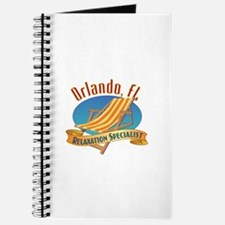 Orlando Florida Relax - Journal
