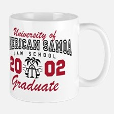 University Of American Samoa Grad Mugs