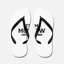 Team MORROW, life time member Flip Flops