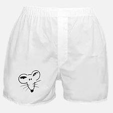 Rat Face Boxer Shorts