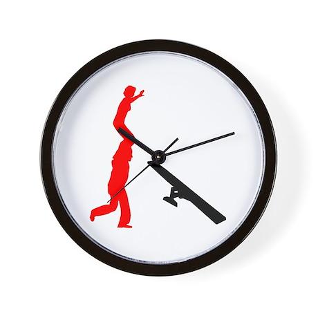 Teeterboard Wall Clock