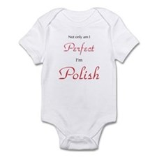 Perfect & Polish Infant Bodysuit