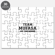 Team MUFASA, life time member Puzzle