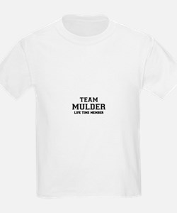 Team MULDER, life time member T-Shirt