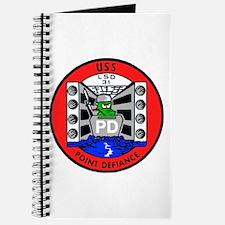 USS Point Defiance (LSD 31) Journal