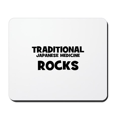 Traditional Japanese Medicine Mousepad