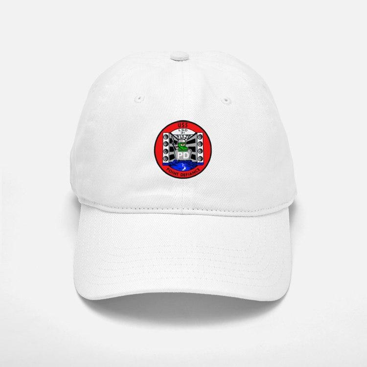 USS Point Defiance (LSD 31) Baseball Baseball Cap