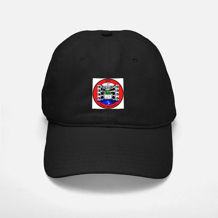 USS Point Defiance (LSD 31) Baseball Hat