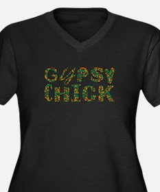 GYPSY CHICK Plus Size T-Shirt