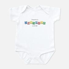 Michigan Infant Bodysuit