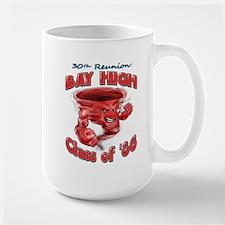 Bay High Class of '86 Tornado Mugs