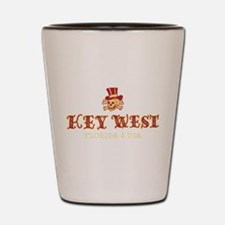 Key West Pirate - Shot Glass
