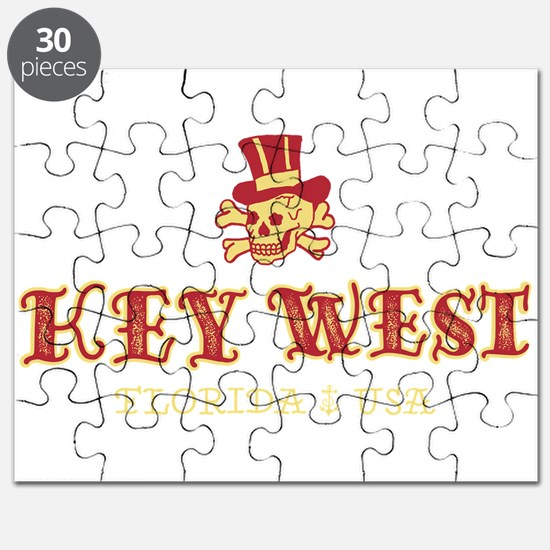 Key West Pirate - Puzzle