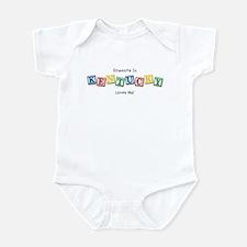 Kentucky Infant Bodysuit