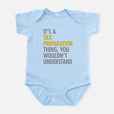 Tax Preparation Body Suit
