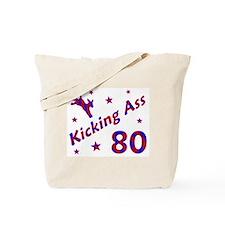 Kicking Ass 80 * Tote Bag
