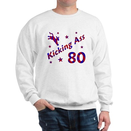 Kicking Ass 80 * Sweatshirt